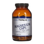 Twinlab Magnesium Caps, 400mg