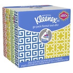 Kleenex Pocket Pack Facial Tissue- 8 ea
