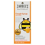 ZarBee's Naturals Children's Cough Syrup, Natural Cherry Flavor- 4 fl oz