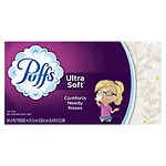 Puffs Ultra Soft & Strong Facial Tissues, 1 box