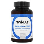 Twinlab Potassium, Capsules