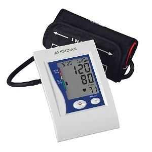 Veridian Healthcare Automatic Premium Digital Blood Pressure Arm Monitor, Large- 1 ea
