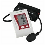 Veridian Healthcare Semi-Automatic Digital Blood Pressure Arm Monitor, Adult