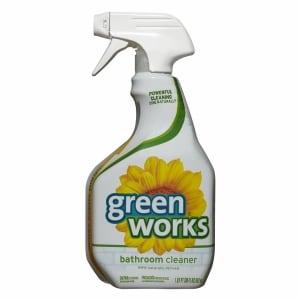 Clorox green works bathroom cleaner original scent for Greenworks bathroom cleaner