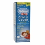 Hyland's Nighttime Cold 'n Cough 4 Kids