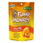 Funky Monkey Freeze-Dried Fruit, MangOJ