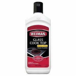 Weiman Glass Cook Top Cleaner- 10 oz