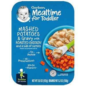 Gerber meals for toddlers