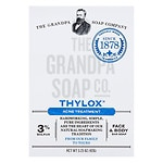 Grandpa's Thylox Acne Treatment Soap with Sulfur- 3.25 oz