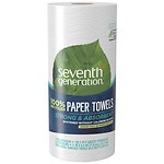 Seventh Generation Recycled Paper Towels, Jumbo Roll, 1 roll