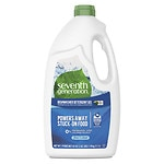 Seventh Generation Automatic Dishwashing Gel, Free & Clear