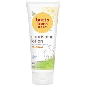 Burt's Bees Baby Bee Nourishing Lotion, Original