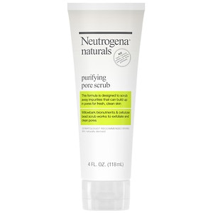 Neutrogena Naturals Purifying Pore Scrub