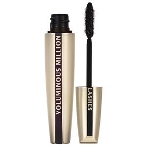 L'Oreal Voluminous Million Lashes Mascara, Black Brown&nbsp;
