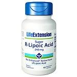 Life Extension Super R-Lipoic Acid, 240mg, Vegetarian Capsules