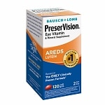 PreserVision Eye Vitamin and Mineral Supplement With Lutein,