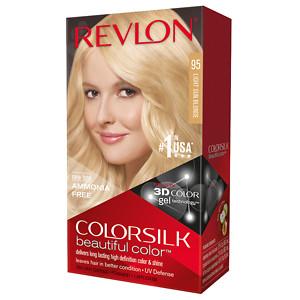 Revlon Colorsilk Beautiful Color, Light Sun Blonde 95- 1 application