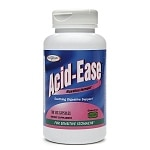 Enzymatic Therapy Acid-Ease, Vegetarian Capsules