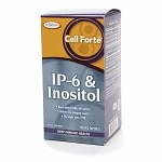 Enzymatic Therapy Cell Forte IP-6 & Inositol, Vegetarian