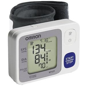 Omron 3 Series Wrist Blood Pressure Monitor, Model BP710