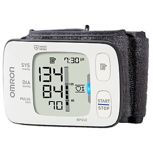 Omron 7 Series Wrist Blood Pressure Monitor, Model BP652- 1 ea