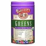 Barlean's Organic Oils Greens, Berry- 8.78 oz
