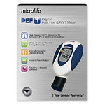 Microlife Digital Peak Flow & FEV1 Meter- 1 ea