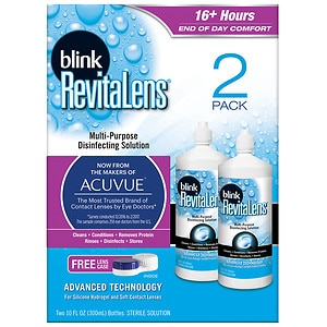 RevitaLens ocutec Multi-Purpose Disinfecting Solution