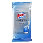 Windex Electronics Clean & Dust Wipes