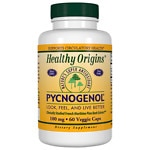 Healthy Origins Pycnogenol, 100mg, Capsules