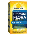 ReNew Life Ultimate Flora Critical Care 50 Billion, Vegetable Capsules