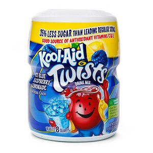 Kool-Aid Drink Mix, Ice Blue Raspberry Lemonade