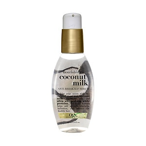 OGX Nourishing Coconut Milk Anti-Breakage Serum, 4 fl oz
