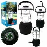 Whetstone Hand Crank Operated 12 LED Lantern- 1 ea
