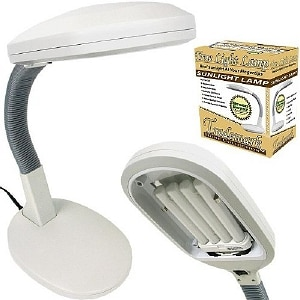 Trademark Home Collection Sunlight Desk Lamp 26 inches- 1 ea