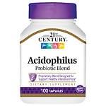 21st Century Acidophilus, High-Potency, Capsules- 150 ea