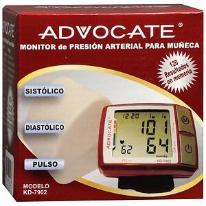 Advocate Wrist Blood Pressure Monitor- 1 ea