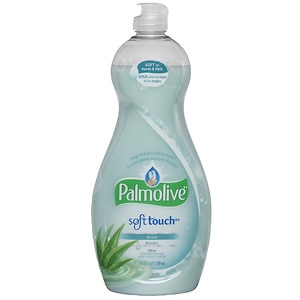 Palmolive Ultra Soft Touch with Aloe Dish Liquid