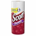 Scott Paper Towels, White
