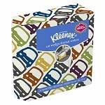 Kleenex Facial Tissue, Auto Size, White