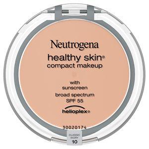 Neutrogena Healthy Skin Compact Makeup SPF 55, Classic Ivory 10- .35 oz