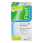 Fleet Enema, Saline Laxative- 18 oz