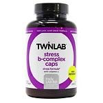 Twinlab Stress B-Complex Caps- 100 ea