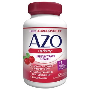 AZO Cranberry, Maximum Strength, Softgels- 100 ea