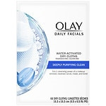 Olay Daily Deeply Clean 4-in-1 Water Activated Cleansing Face