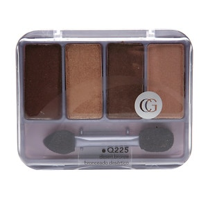 CoverGirl Queen Collection Eyeshadow Quad, Desert Bronze 225