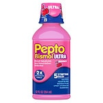 Pepto-Bismol Liquid, Maximum Strength, Cherry