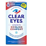 Clear eyes Cooling Comfort, Redness Relief