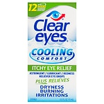 Clear eyes Cooling Comfort, Itchy Eye Relief- .5 fl oz