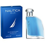 Nautica Blue Eau de Toilette Spray for Men- 1.7 fl oz